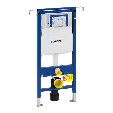 GEBERIT DUOFIX Special montážní prvek pro závěsné WC, s nádržkou Sigma 12 cm, 115 cm (111.355.00.5)
