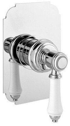 Sapho VIENNA podomítková sprchová baterie, 1 výstup, chrom