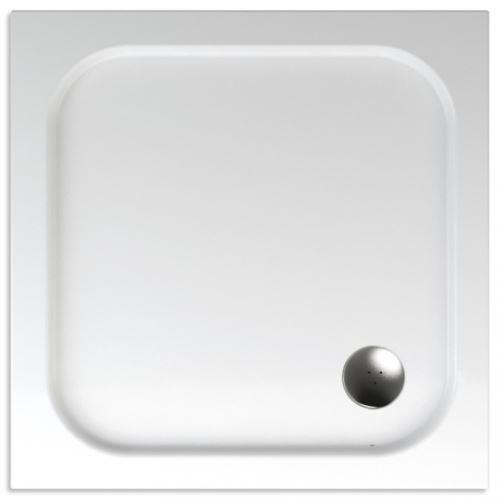 TEIKO Sprchová vanička čtvercová hladká ERIS 90 (V134090N32T04001)