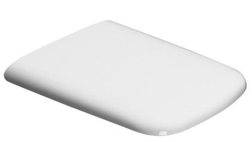 GSI SAND WC sedátko, bílá/chrom