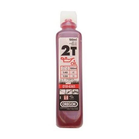 OREGON Olej pro 2T motory 100 ml - červený (O10-6365)