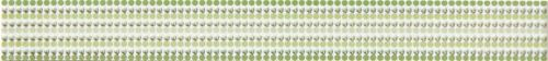 RAKO listela Vanity WLAMH014 - zelená