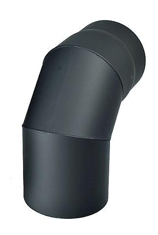 koleno kouřovodu 160/90°, plech 2.0