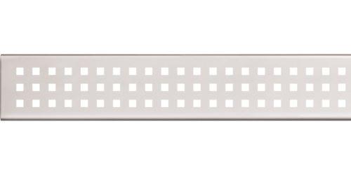 ALCAPLAST Rošt pro drenážní žlab 100 mm, nerez (ADZ-R323)